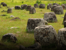 A grassy plain in the Laotian highlands are home to thousands of huge, ancient stone jars. Visit Discovery.com to learn about the mysterious details that have puzzled researchers for decades.