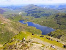 Britain isn't famous for its hiking but one mountain every climber should summit is Mt. Snowdon for extreme weather and breathtaking views.