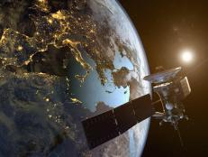 Making the planet safer with Earth-orbiting technology
