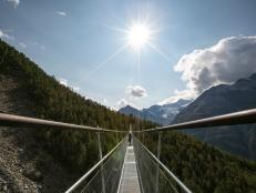 Learn about the world's longest pedestrian bridge at Discovery.com