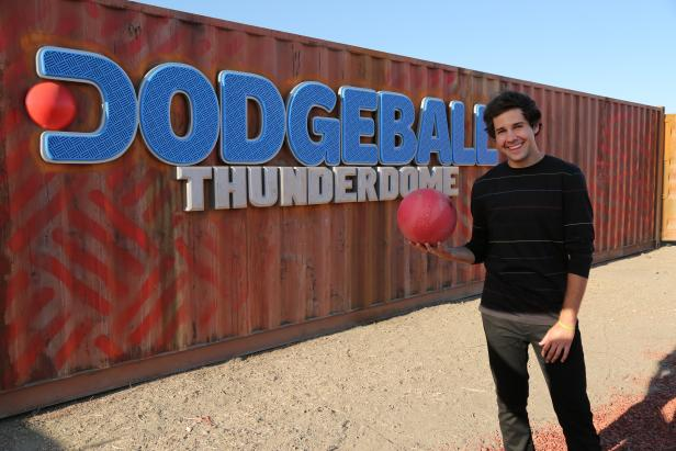 Get Ready to Go Ballistic with Dodgeball Thunderdome | Discovery