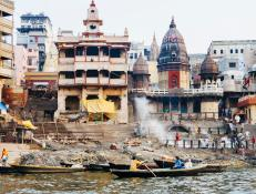 Multispectral cameras keep a watch on the polluted Ganges.